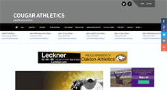 Preview of oaktonathletics.org